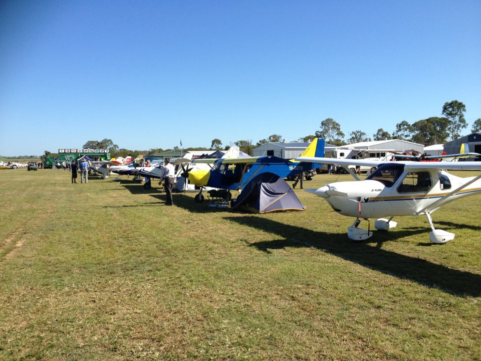 Childers Fly-in May 2013